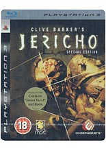 Clive Barker's Jericho Steelbook Edition (PS3)