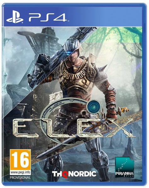 ELEX (PS4) (GameReplay)