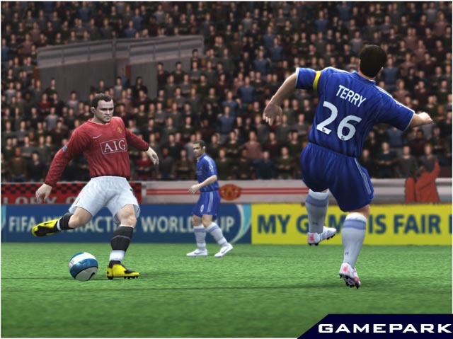 There are now over 250 add improvements to the new FIFA 09 game. FIFA