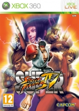 Super Street Fighter IV / 4 (Xbox 360)