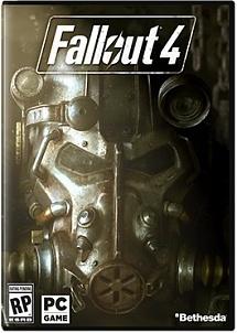 Fallout 4 (PC-DVD)