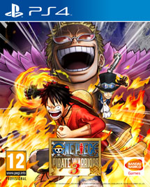 One Piece Pirate Warrior 3 (PS4)