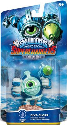 Skylanders SuperChargers ���������� Dive-Clops