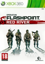 Operation Flashpoint: Red River (Xbox 360)(GameReplay)