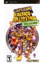 Capcom Classics Collection Reloaded (PSP)