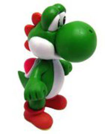 Фигурка Super Mario: Yoshi (6см)