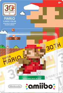 Amiibo: Mario Classic