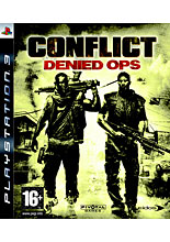 Conflict: Denied Ops (PS3) (GameReplay) от GamePark.ru