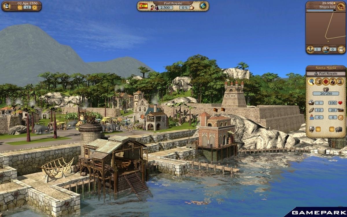 Купить Port Royale 3: Pirates and Merchants (Xbox 360 ...