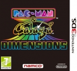 Pac - Man & Galaga Dimensions (3DS)