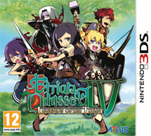 Etrian Odyssey IV: Legends of the Titan (3DS)