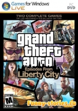 GTA: Episodes From Liberty City (PC-DVD)