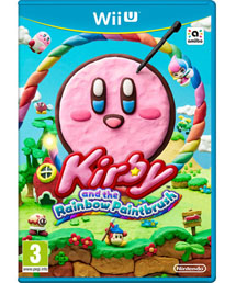 Kirby Аnd Тhe Rainbow Paint Brush