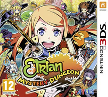 Etrian: Mystery Dungeon (3DS)