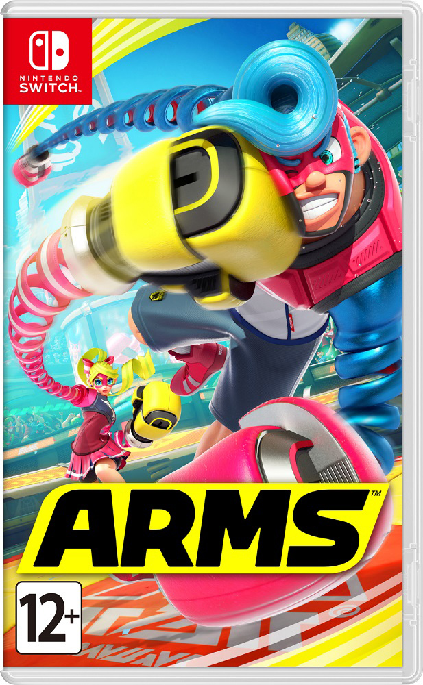 ARMS (Switch) (GameReplay)