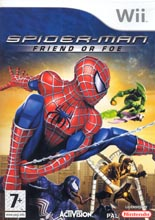 Spiderman Friend or Foe (Wii)