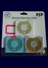 Protective Disk Case P-1004 /GameTop/