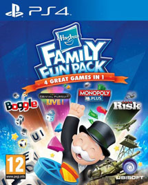 Husbro Family Fun Pack (PS4)