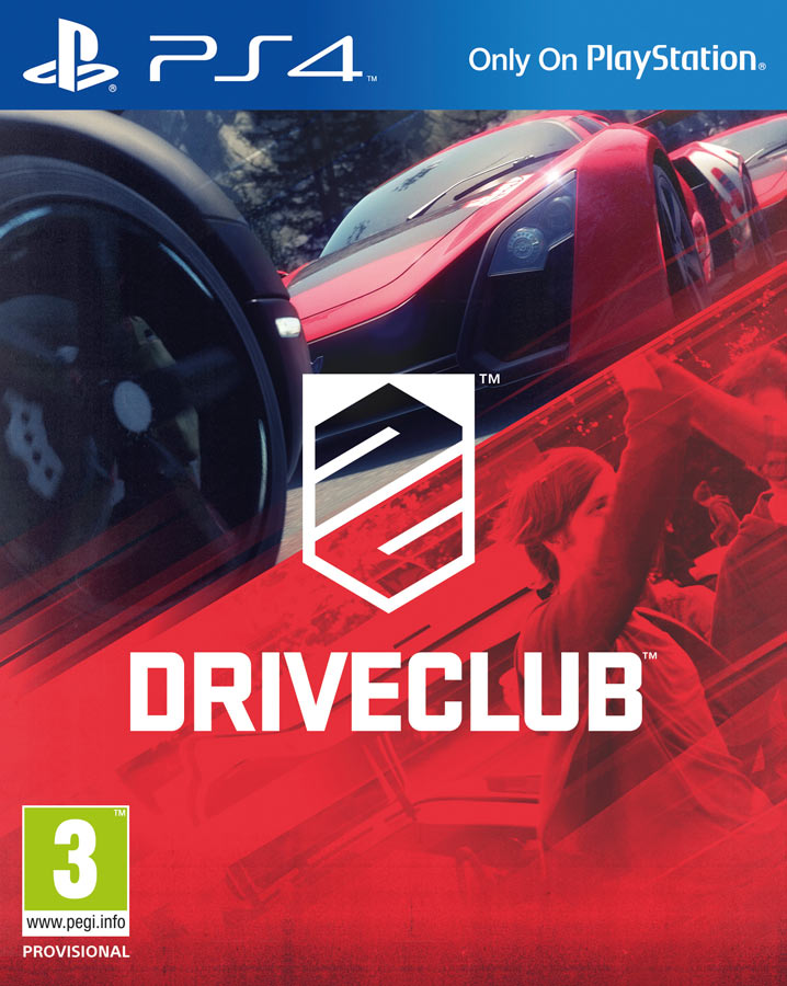 DriveClub (PS4) (GameReplay)