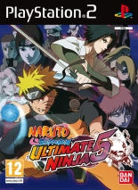 Naruto Ultimate Ninja 5 (PS2)