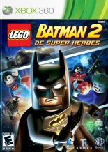 Lego Batman 2: DC Super Heroes (Xbox 360) (GameReplay)