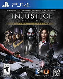 Injustice: Gods Among Us Ultimate Edition (PS4) (GameReplay)