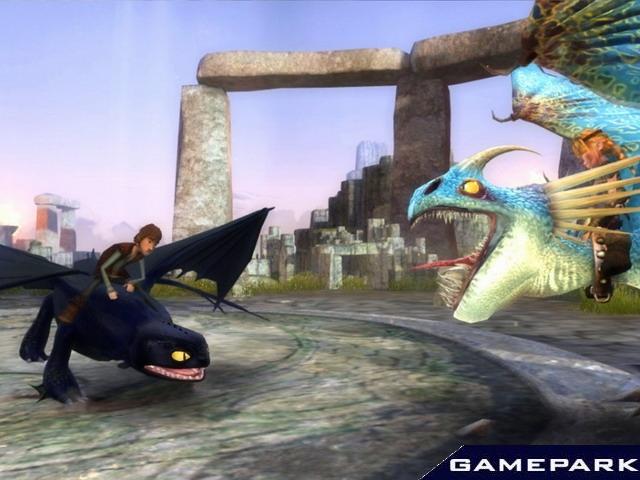 игра как приручить дракона на Pc скачать торрент - фото 2