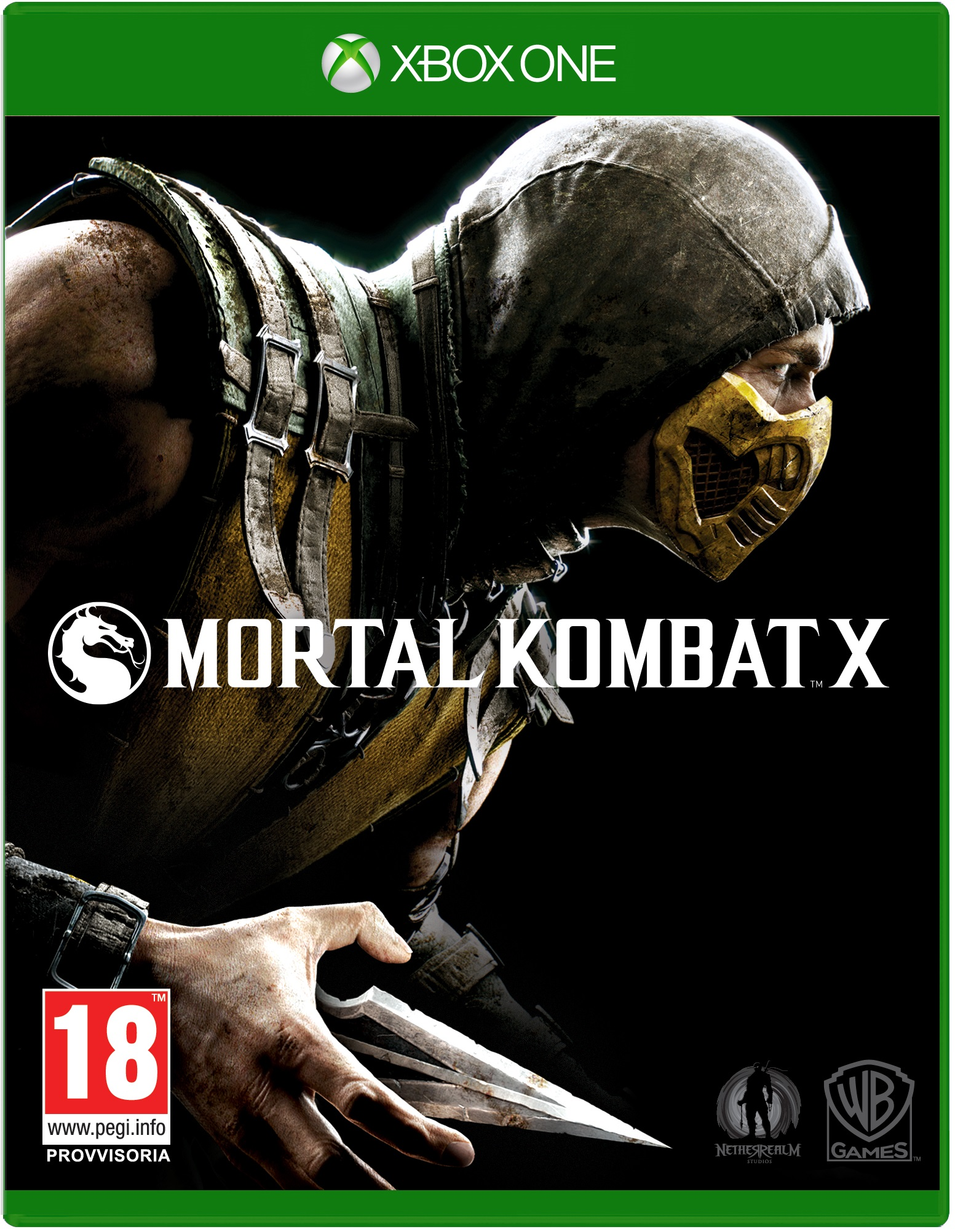 Mortal Kombat X (Xbox One)
