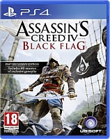 Assassin's Creed 4 (IV) Black Flag ENG(PS4)
