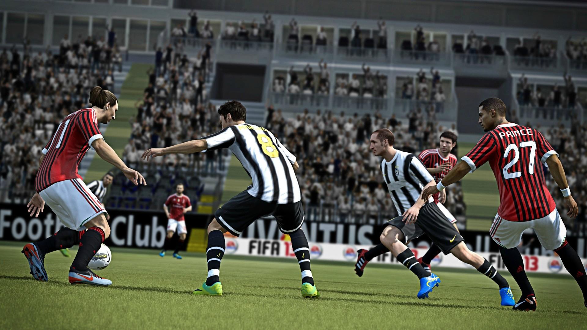FIFA 13 DEMO PC CLUBIC TÉLÉCHARGER