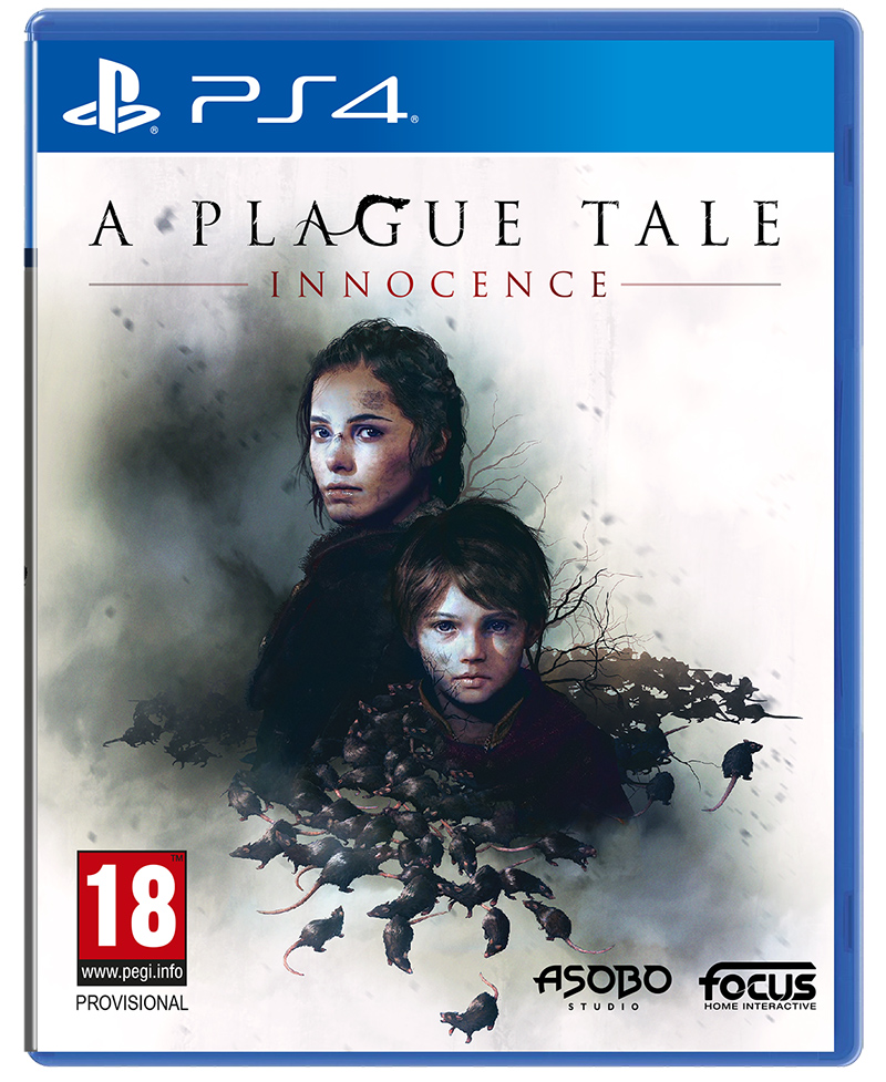 A Plague Tale: Innocence (PS4) (GameReplay)