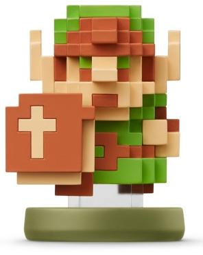 Фигурка Amiibo – Линк (коллекция The Legend of Zelda)