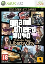 GTA: Episodes From Liberty City (Xbox 360)