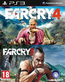 Far Cry 3 + Far Cry 4 (PS3) (GameReplay) фото