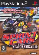 Sprint Cars Road to Knoxville (PS2)