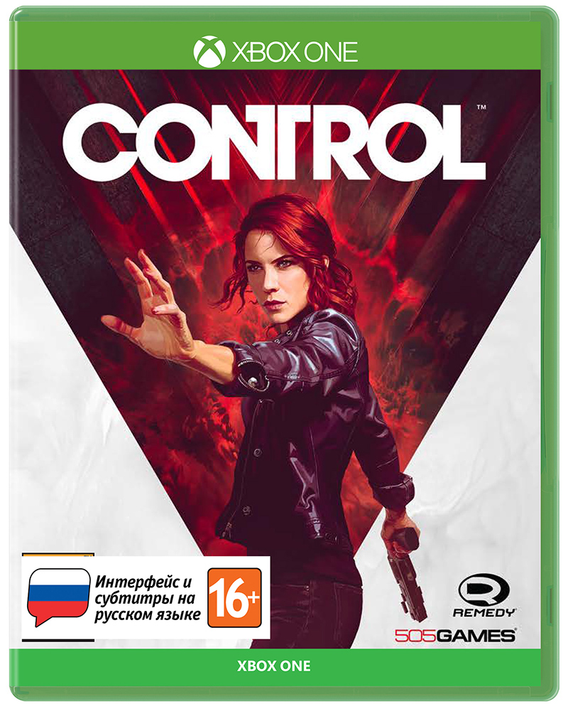 Control Стандартное издание (Xbox One) (GameReplay)