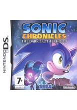 Sonic Chronicles the Dark BrotherHood (DS)