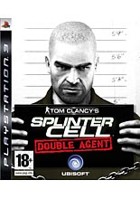 Tom Clancy's Splinter Cell Double Agent (PS3)