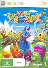 Viva Pinata (Xbox 360) (GameReplay)