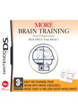 More Brain Training from Dr. Kawashima (DS)