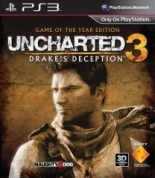 Uncharted 3. Иллюзии Дрейка. Game Of The Year Edition (PS3)