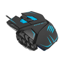 Мышь M.M.O.TE Gaming Mouse - Matt Black (PC)