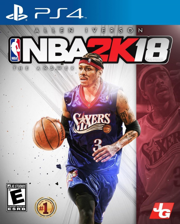 NBA 2K18 (PS4) (GameReplay)