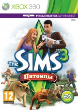 Sims 3 Питомцы Limited Edition (Xbox 360)