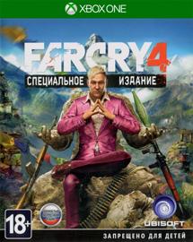 Far Cry 4 Специальное издание (XBoxOne) (GameReplay) фото