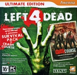 Left 4 Dead Ultimate Edition (PC-DVD)