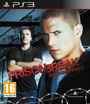Побег Теория Заговора (Prison Break The Conspiracy) (PS3)