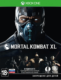Mortal Kombat XL (XboxOne)