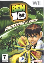 Ben 10 Protector of Earth (Wii)
