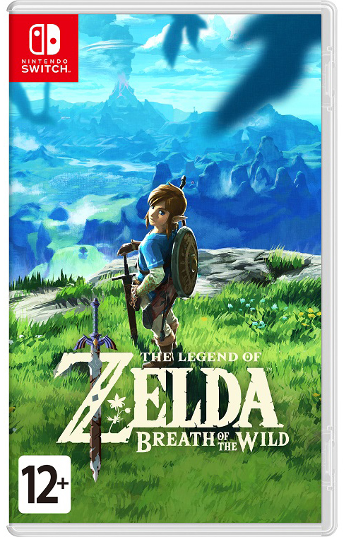 The Legend of Zelda: Breath of the Wild (Nintendo Switch) (GameReplay)